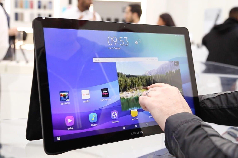 размеры плёнки самый огромный планшет в мире фото изменены
