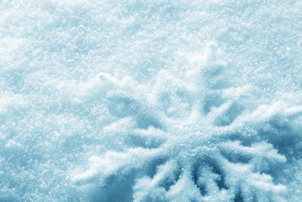 Снегопад в Украине: появилось новое видео