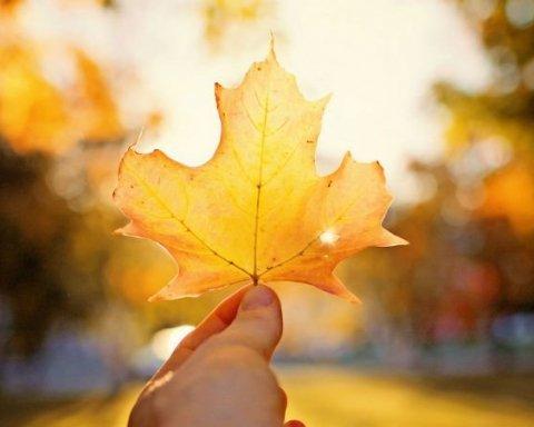 Літо повертається: яка погода чекає на українців 12 вересня