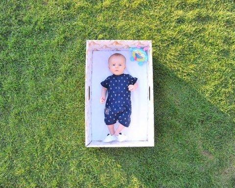 В Україні показали, як виглядає бебі-бокс для новонароджених: цікаве фото