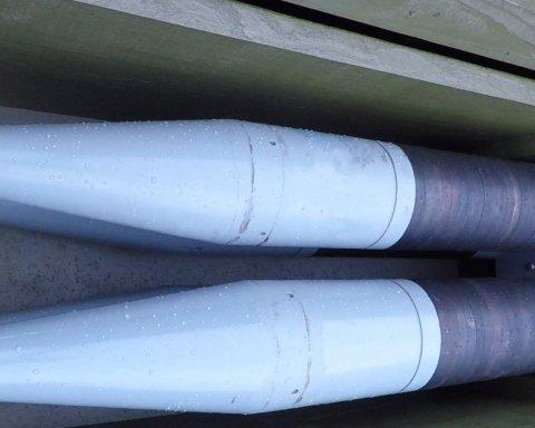 В Україні показали нові надзвукові снаряди, якими нищитимуть противників: відео