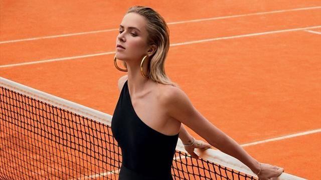 Лучшая теннисистка Украины Свитолина поделилась пикантным снимком в купальнике