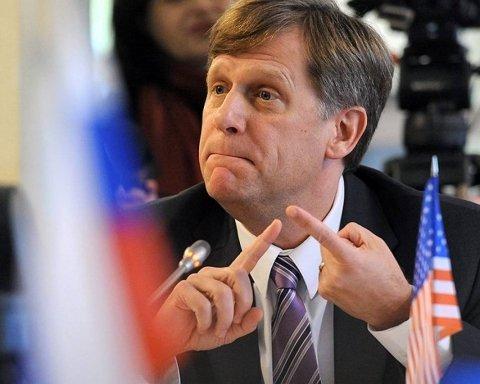 Новые антироссийские санкции: экс-посол США в РФ свидетельствует в Банковском комитете Сената