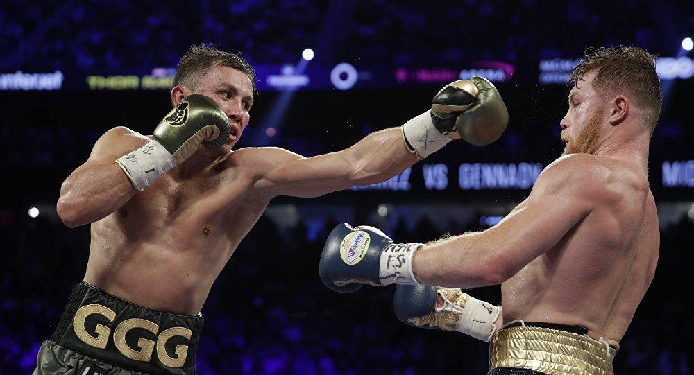 Головкин — Альварес: где смотреть онлайн трансляцию бокса