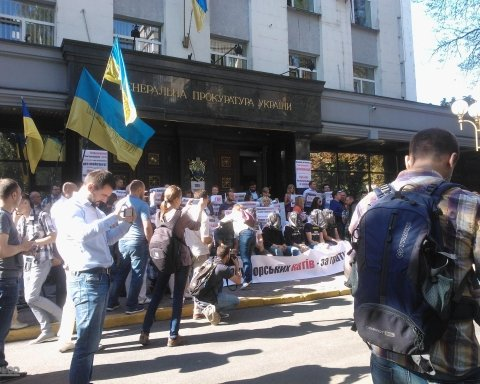 Инцидент с журналисткой под ГПУ: известна судьба нападающей