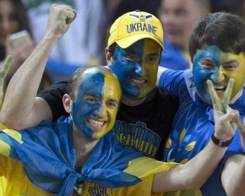 »Червона рута» стала визитной карточкой сборной Украины в Лиге наций УЕФА