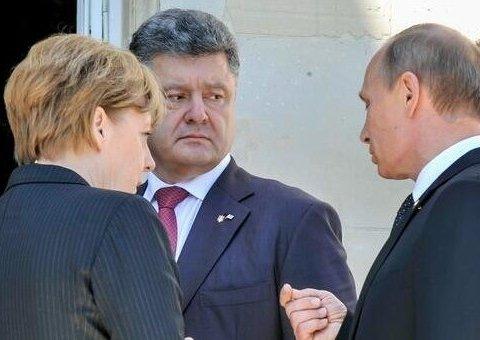 В США интересно сравнили Путина и Порошенко