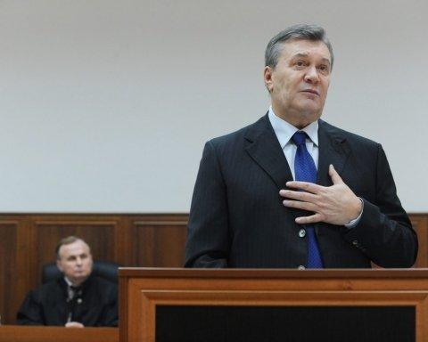 Дело о госизмене: объявлена дата последнего слова Януковича