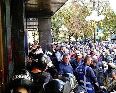 В Киеве напали на журналистку скандального канала: видео и подробности