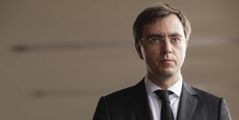 Справа проти Омеляна: НАБУ показало переписку міністра