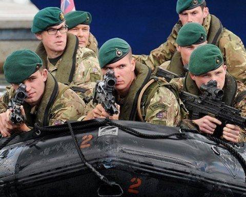 Великобританія відправить до російських кордонів сотні військових