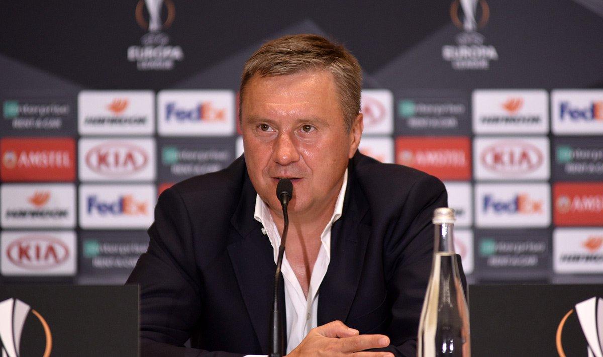 Этот вопрос закрыт: Хацкевич жестко ответил по поводу отставки