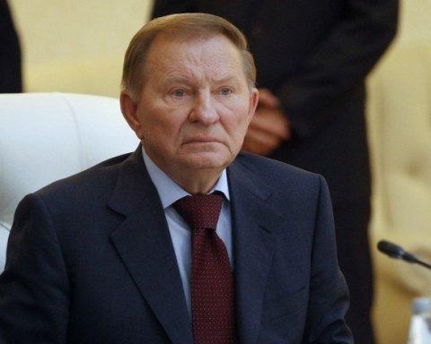 Крест на Минском процессе: Кучма высказался о выборах в «ДНР-ЛНР»