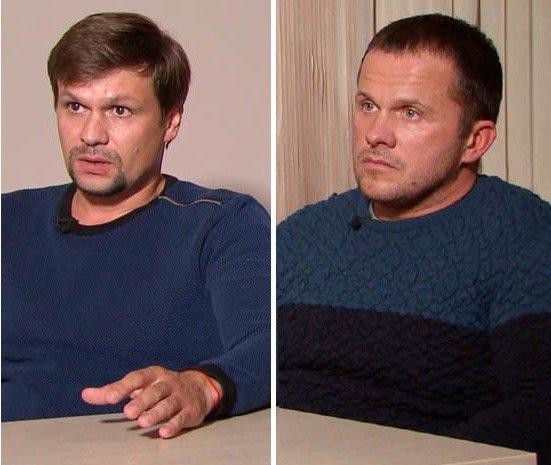 Пошумели: западные СМИ раскрыли пикантные данные об отравителях Скрипалей
