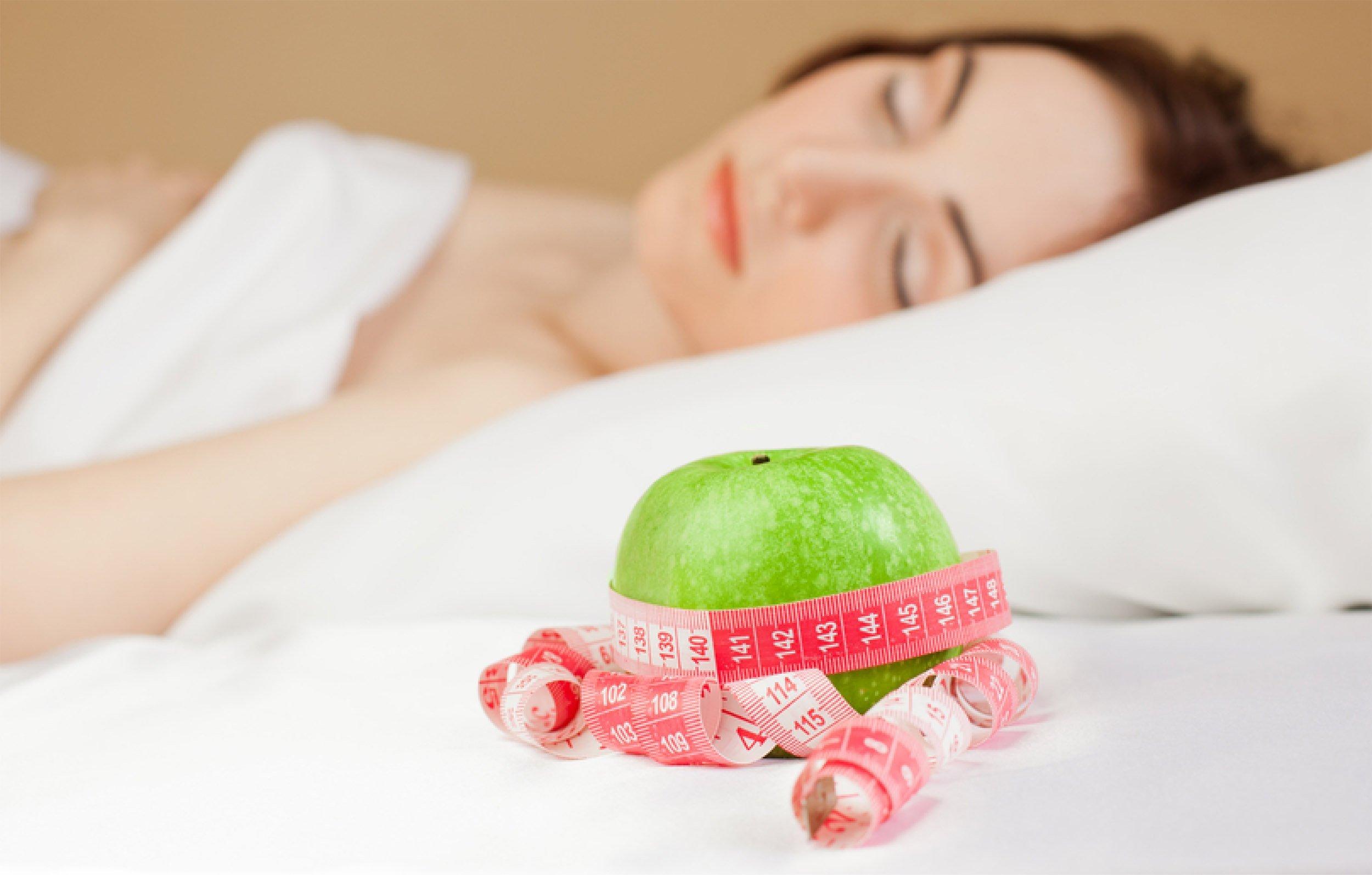 Как вы отнесетесь к такой новости, как к похудению во сне?