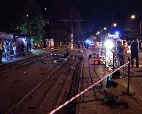 Смертельна ДТП в Одесі: опубліковано відео моменту аварії