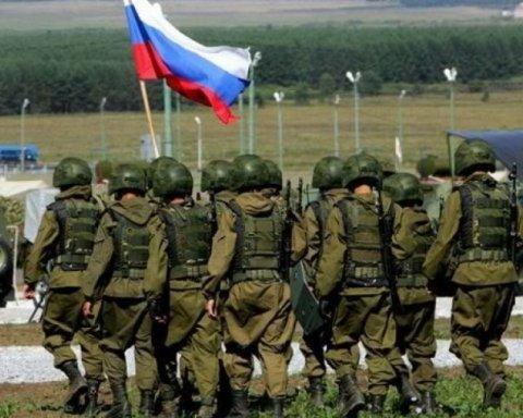 Росіяни провели вибухові навчання у Криму: у мережі висміяли відео
