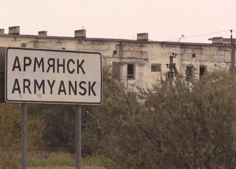 Весь ужас аннексии Крыма показали двумя фото