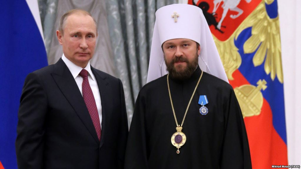 Путін – Христос: мережу підірвало божевільне відео з Росії