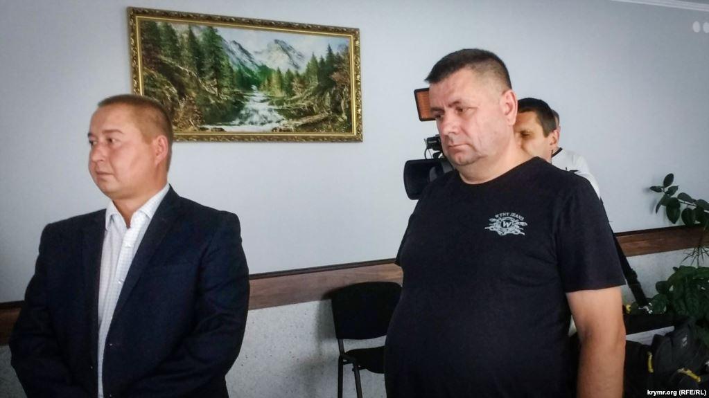 У Херсоні заарештували скандального чиновника з Криму