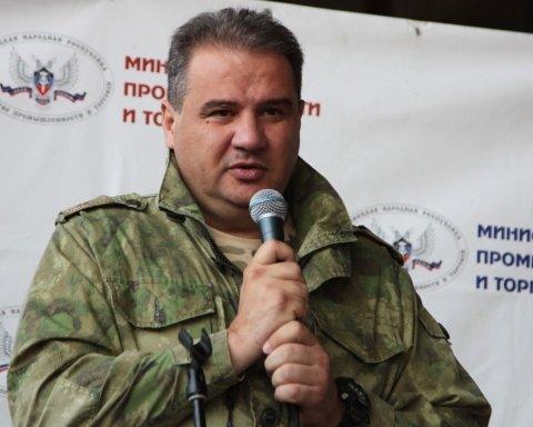 З Росії прийшли цікаві чутки про соратника покійного Захарченка