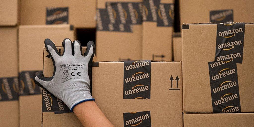 Amazon оштрафували за продажу товарів в окупований Крим