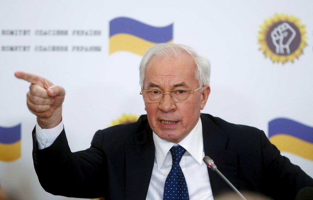 Азаров рассказал о планах на возвращение в Украину