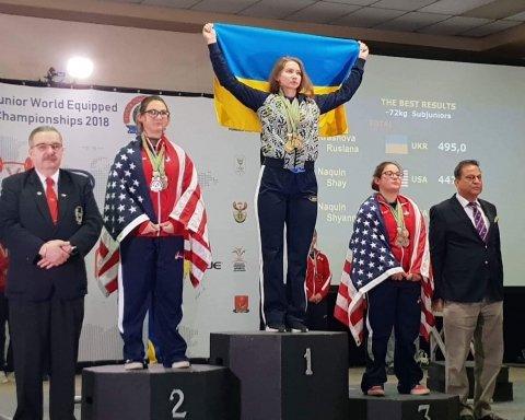Українські спортсмени стали тріумфаторами на силовому турнірі – фото