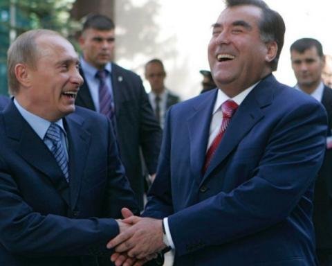 Подержался за Путина: в сети смеются над странным видео