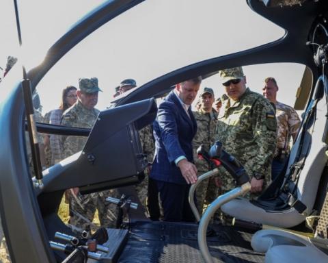 Украинцам показали новую военную технику, которой будут уничтожать врагов: видео