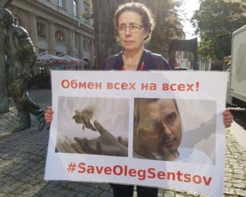 Угрозы избиением и аресты: в Москве прошла акция в поддержку Сенцова