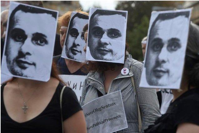 Ради Сенцова европейские звезды пошли на радикальный шаг