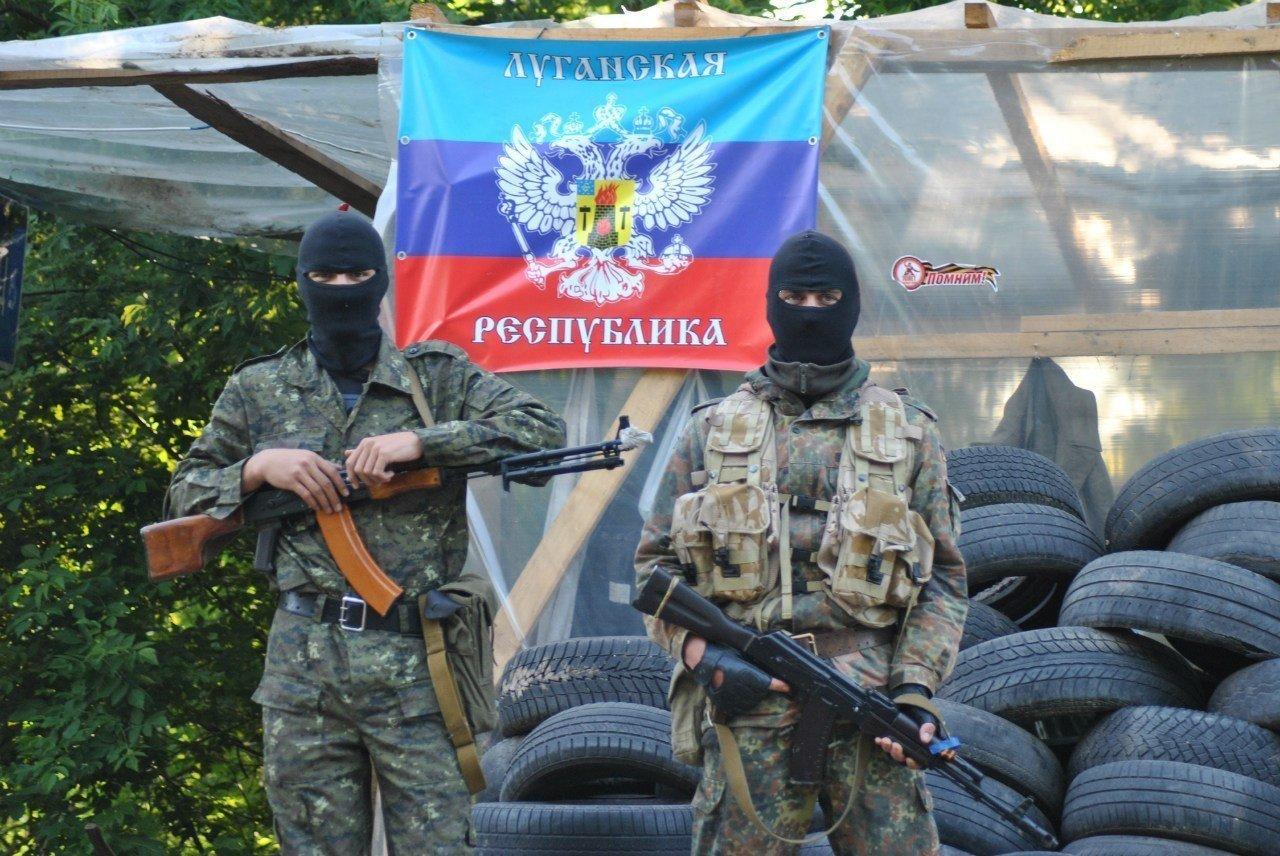 В мережі одним фото показали, як нищать бойовиків на Донбасі