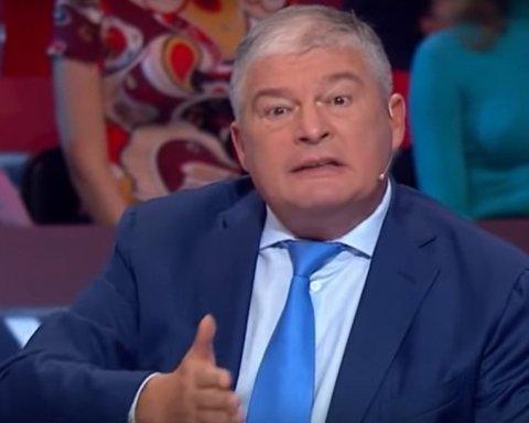 Украинские политики устроили яркий скандал на ТВ: появилось видео