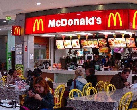 Мама у Росії живе: у київському McDonald's розгорівся мовний скандал
