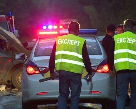 Нетверезий водій розбив п'ять авто у Києві: деталі та кадри з місця ДТП