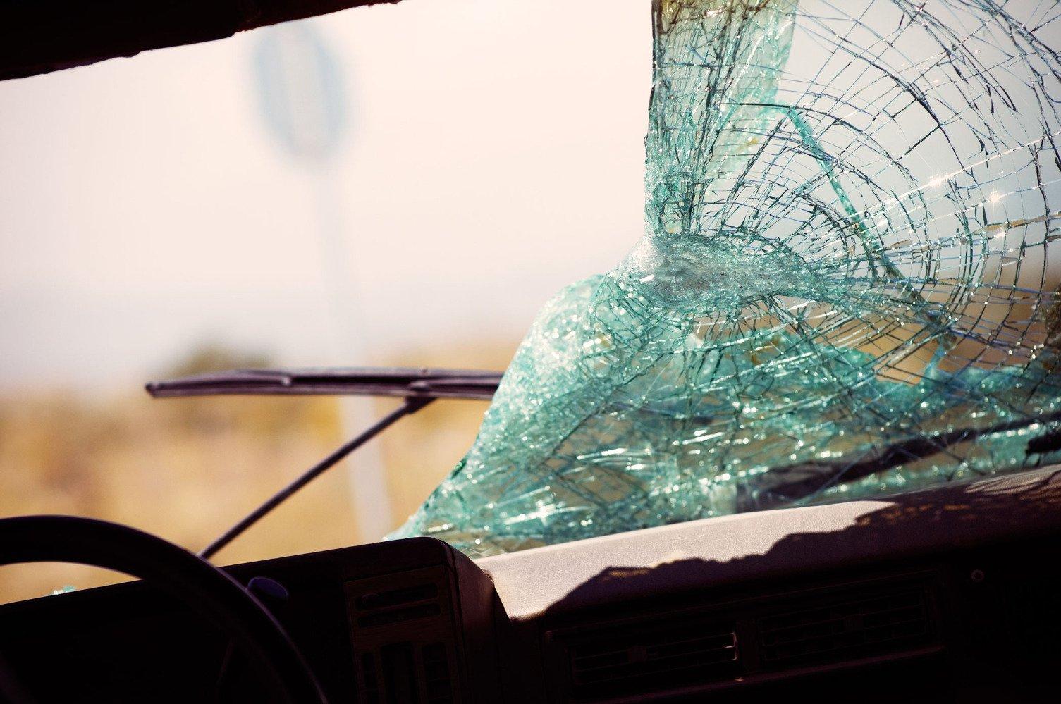 Вінегрет з машин: у масштабній аварії в Києві розбили п'ять авто, водій в реанімації