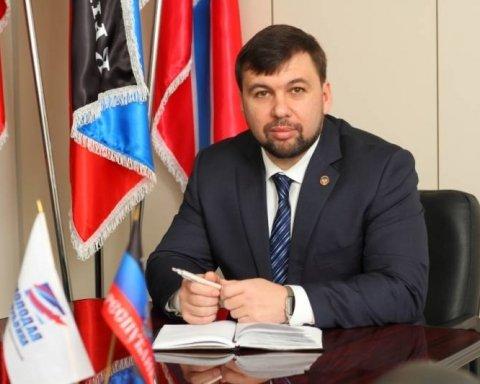 """Ватажок """"ДНР"""" зізнався, як він хоче захопити весь Донбас"""