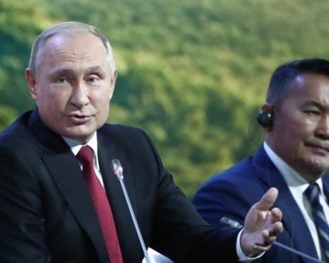 Путину отказали в мирном договоре: появилась громкая новость