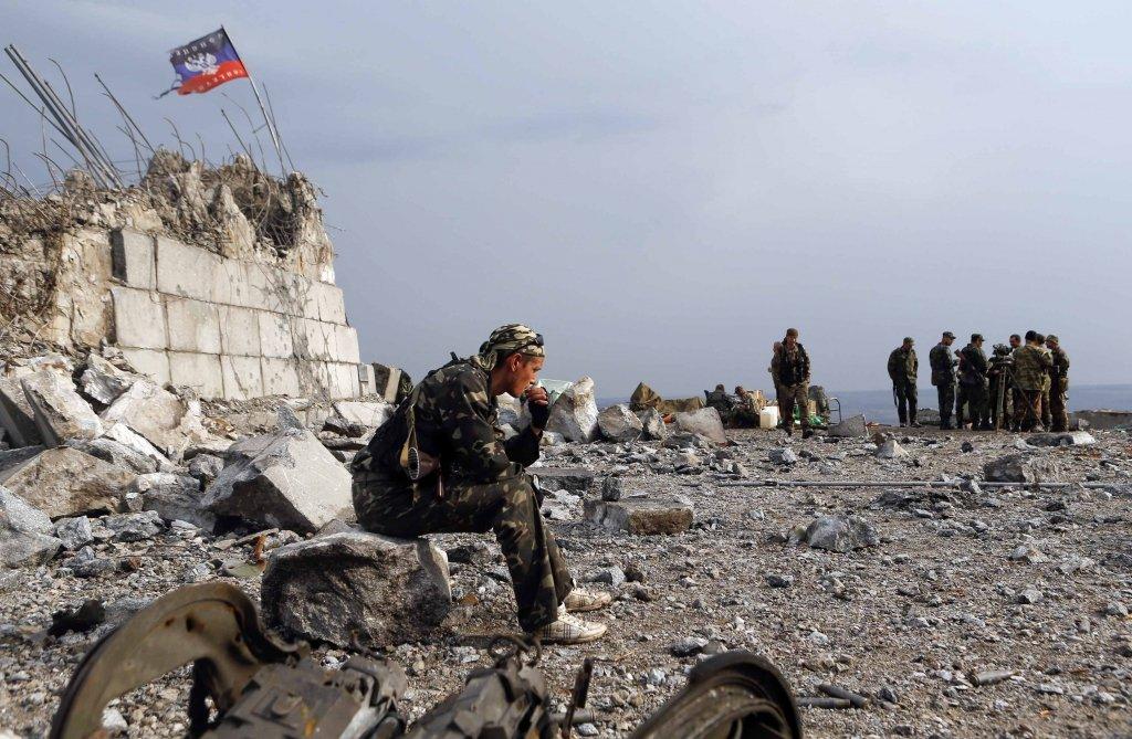 Боевики «ЛДНР» пять раз обстреляли позиции ВСУ на Донбассе
