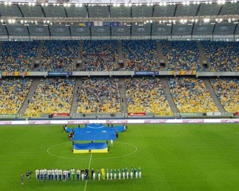 Динамо сенсаційно програло Карпатам та залишилось без тренера