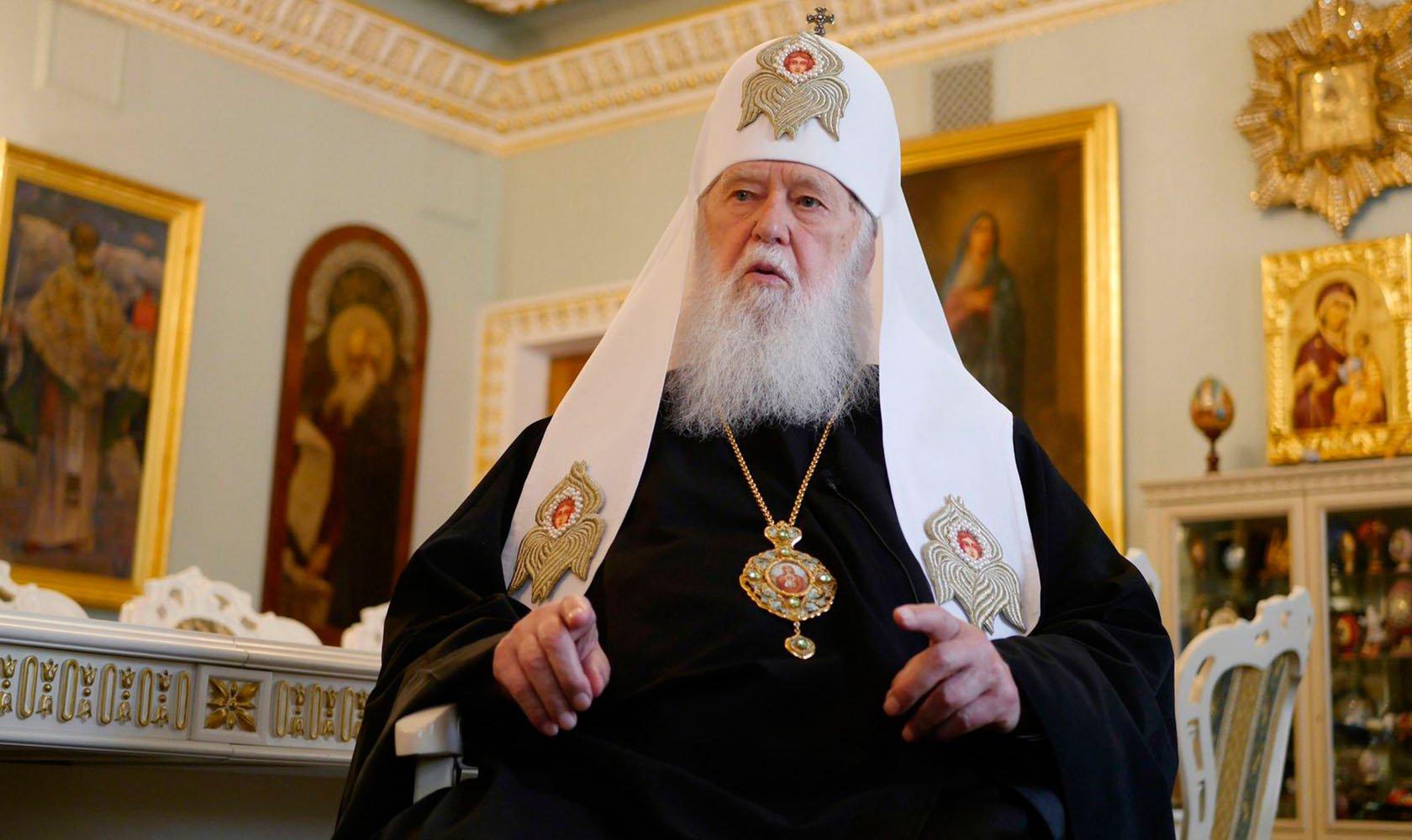 Филарет рассказал, как УПЦ МП отдаст величайшую святыню
