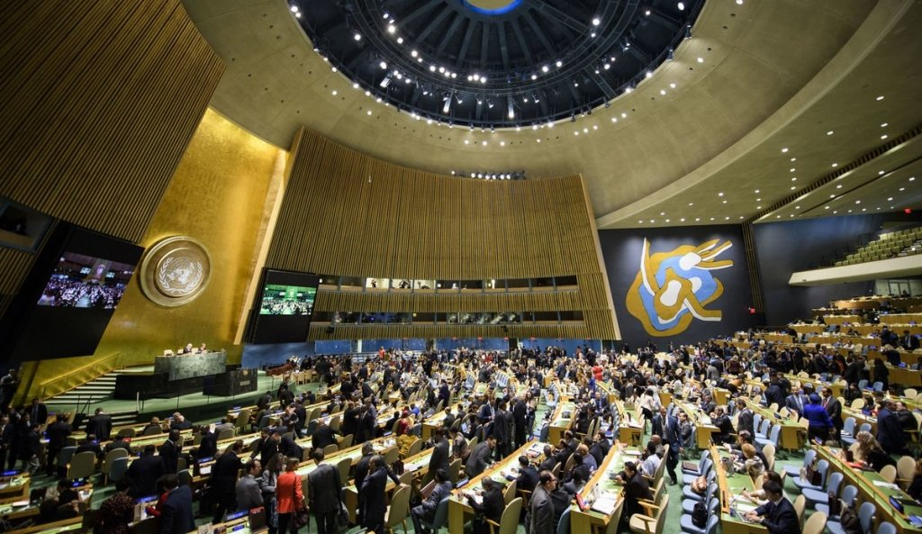Порошенко на Генассамблее ООН: о чем будет говорить президент