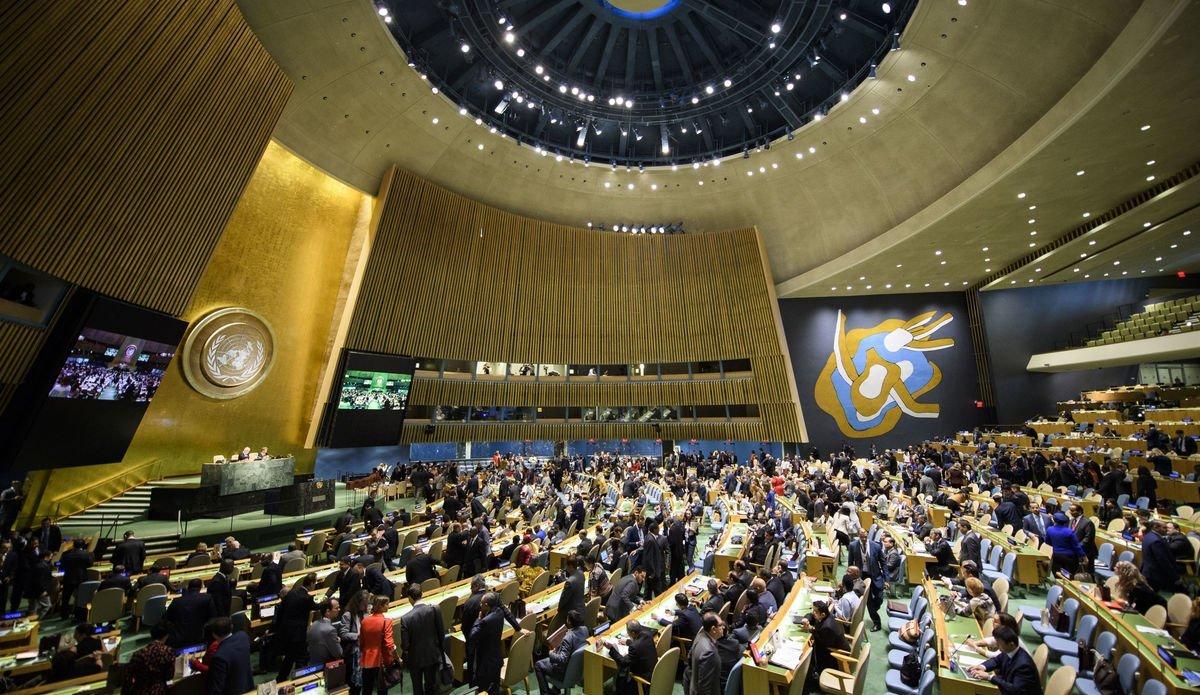 Порошенко на Генасамблеї ООН: про що говоритиме президент