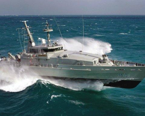 Путінські силовики затримали українське судно у Чорному морі