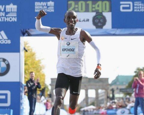 На Берлінському марафоні встановлено новий світовий рекорд