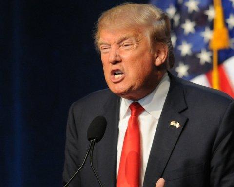 СМИ опубликовали скандальное заявление Трампа «не для печати»
