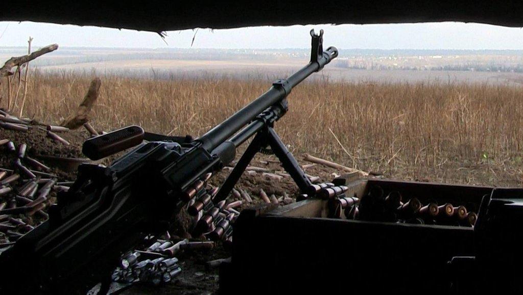 На оккупированном Донбассе с начала суток сохраняется  режим «тишины»