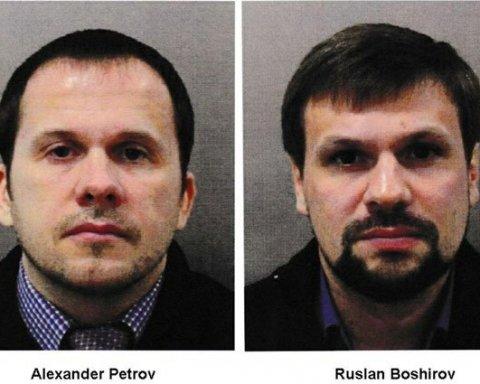 Дело Скрипалей: появились важные факты о подозреваемых россиянах