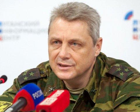 """Ватажок """"ЛНР"""" пообіцяв помститись за Захарченка та втік з Луганська"""